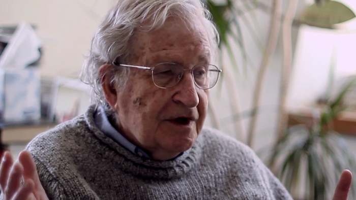 WHAT ABOUT: The future by Noam Chomsky